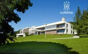 Luhačovice welnes hotel Harmonie