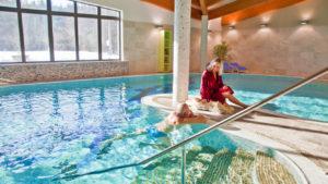 Welnes v Beskydech s polopenzí a neomezeným bazénem - luxus